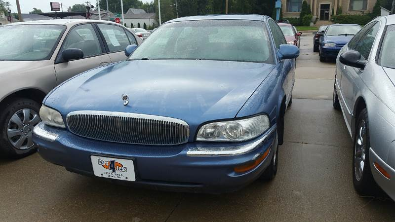 1998 Buick Park Avenue 4dr Sedan - Lincoln NE