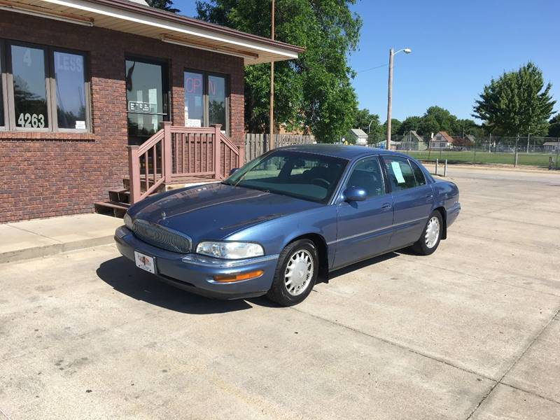 1998 Buick Park Avenue 4dr Sedan - Lincoln NE