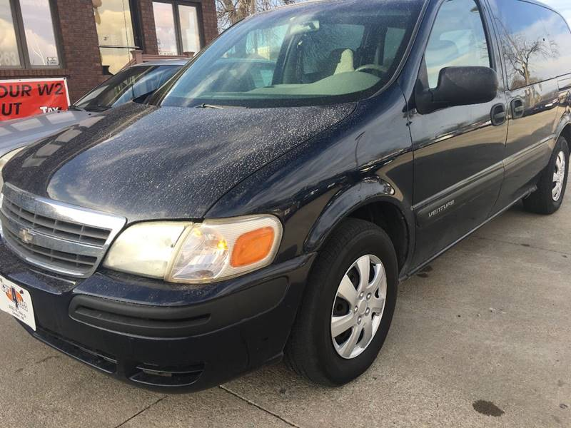 2003 Chevrolet Venture Fwd 4dr Extended Mini-Van - Lincoln NE