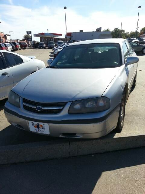 2000 Chevrolet Impala 4dr Sedan - Lincoln NE