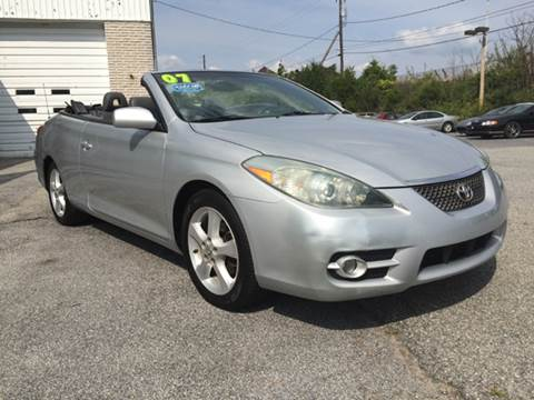 2007 Toyota Camry Solara for sale in Elizabethtown, PA