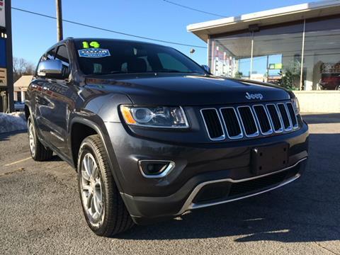 2014 Jeep Grand Cherokee for sale in Elizabethtown, PA