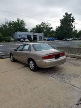 2001 Buick Century for sale in Douglassville PA