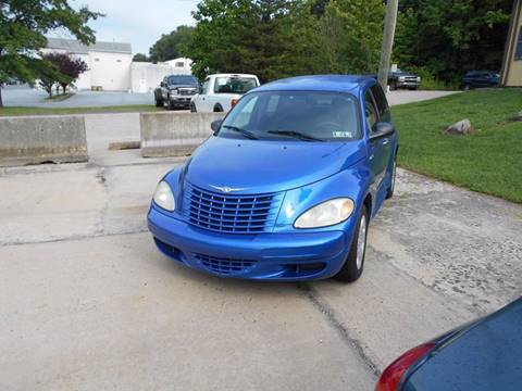 2004 Chrysler PT Cruiser for sale in Douglassville, PA