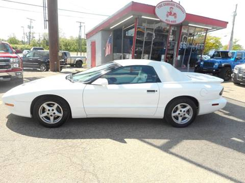 1997 Pontiac Firebird for sale in Lancaster, OH