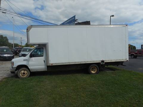 2008 Ford E-Series Chassis for sale in Lancaster, OH
