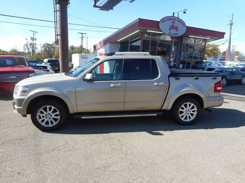 2007 Ford Explorer Sport Trac for sale in Lancaster, OH