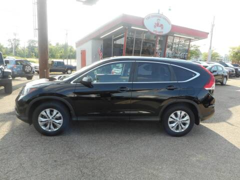 2013 Honda CR-V for sale at The Carriage Company in Lancaster OH
