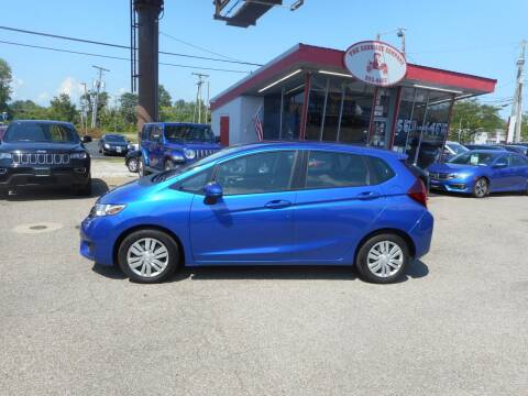 2017 Honda Fit for sale at The Carriage Company in Lancaster OH