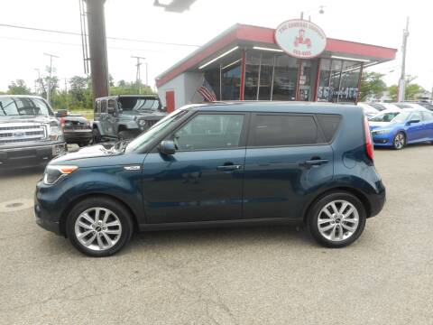 2017 Kia Soul for sale at The Carriage Company in Lancaster OH