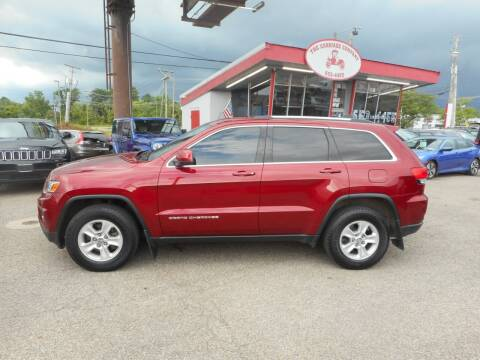 2014 Jeep Grand Cherokee for sale at The Carriage Company in Lancaster OH