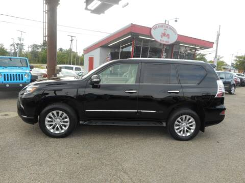 2018 Lexus GX 460 for sale at The Carriage Company in Lancaster OH