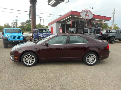 2012 Ford Fusion for sale at The Carriage Company in Lancaster OH