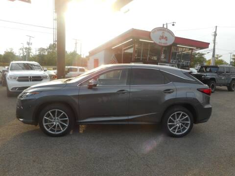 2017 Lexus RX 350 for sale at The Carriage Company in Lancaster OH