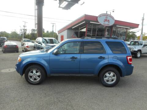 2010 Ford Escape for sale at The Carriage Company in Lancaster OH