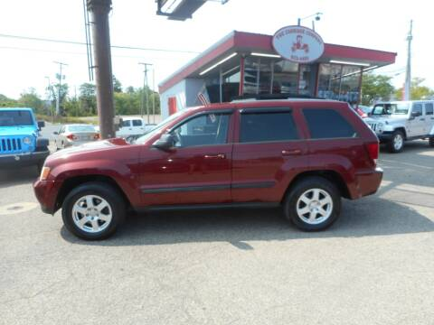2008 Jeep Grand Cherokee for sale at The Carriage Company in Lancaster OH