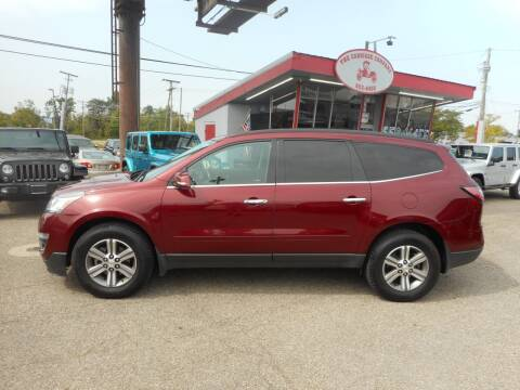 2016 Chevrolet Traverse for sale at The Carriage Company in Lancaster OH