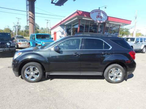 2013 Chevrolet Equinox for sale at The Carriage Company in Lancaster OH