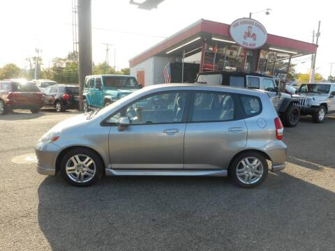 2008 Honda Fit for sale at The Carriage Company in Lancaster OH