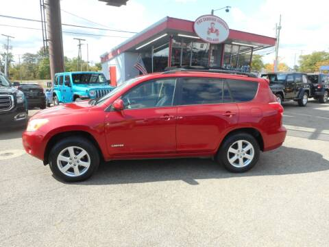 2007 Toyota RAV4 for sale at The Carriage Company in Lancaster OH