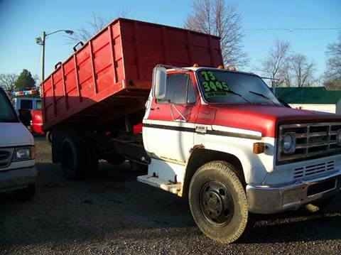 1973 GMC 6000 for sale in Paulding, OH