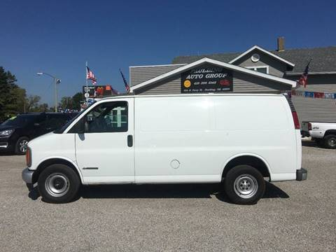 2001 Chevrolet Express Cargo for sale in Paulding, OH