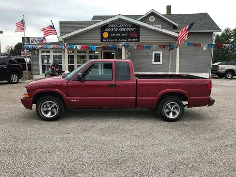 2000 Chevrolet S-10 for sale in Paulding, OH