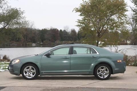 2009 Chevrolet Malibu for sale in Evansville, WI