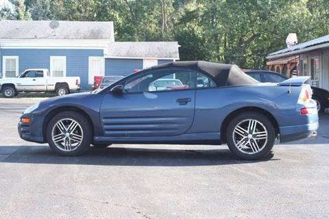2003 Mitsubishi Eclipse Spyder for sale in Evansville, WI