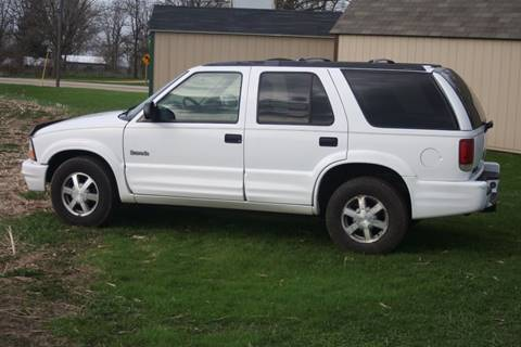 2000 Oldsmobile Bravada for sale in Evansville, WI