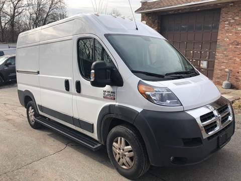e4b74f8511 Used RAM ProMaster Cargo For Sale in Fowlerville