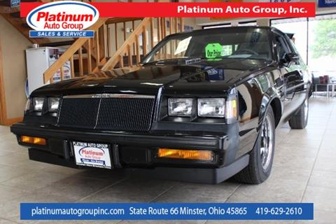 1986 Buick Regal for sale in Minster, OH