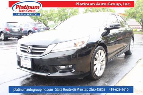 2014 Honda Accord for sale in Minster, OH