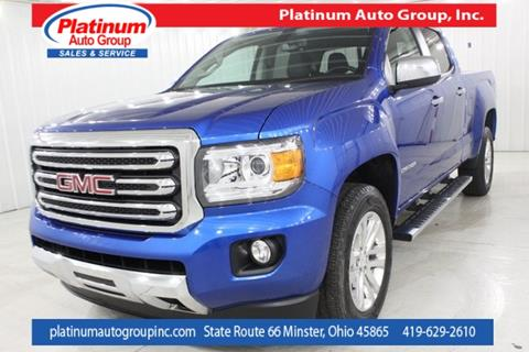 2018 GMC Canyon for sale in Minster, OH