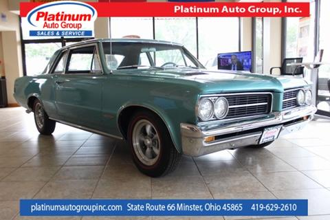 1964 Pontiac Le Mans for sale in Minster, OH