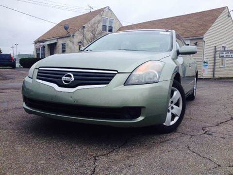2007 Nissan Altima for sale in Columbus, OH