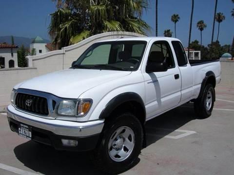 2004 Toyota Tacoma for sale in Santa Barbara, CA