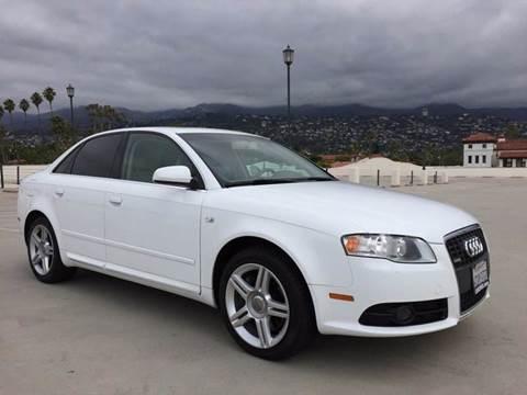 2008 Audi A4 for sale in Santa Barbara, CA