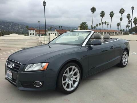 2011 Audi A5 for sale in Santa Barbara, CA