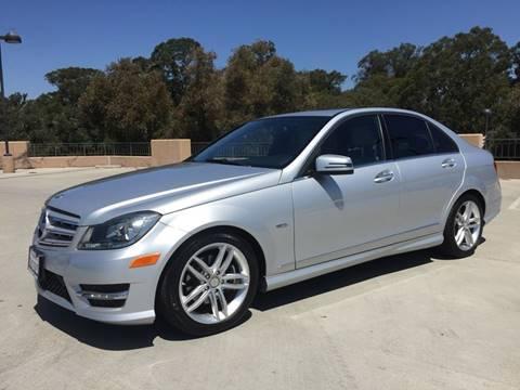 2012 Mercedes Benz C Class For Sale In Santa Barbara, CA
