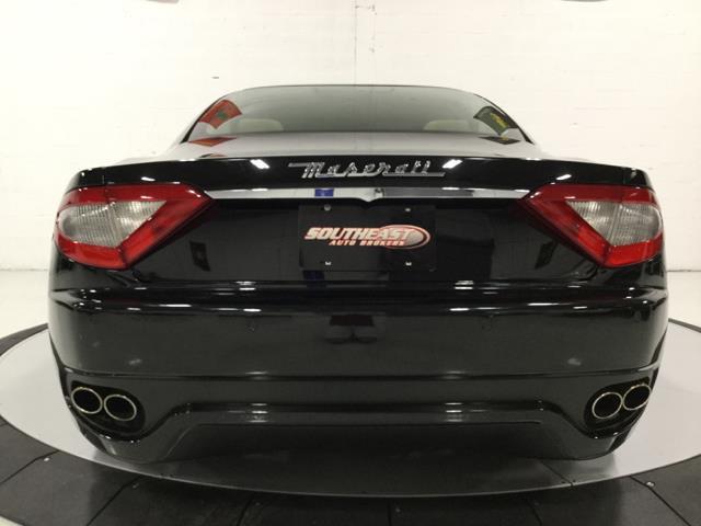 2009 Maserati GranTurismo 2dr Coupe - Pompano Beach FL