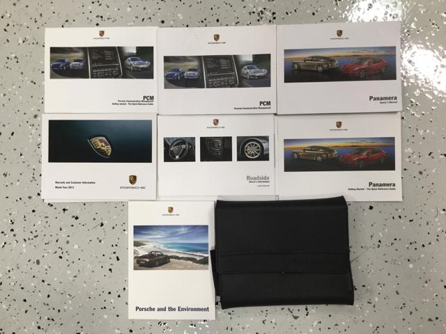 2011 Porsche Panamera 4 AWD BOSE! NAV! REAR CAM! HTD SEATS! - Pompano Beach FL