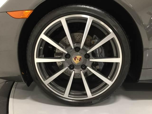 2014 Porsche 911 AWD Carrera 4 2dr Coupe - Pompano Beach FL