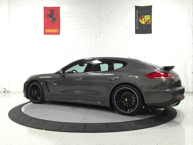2014 Porsche Panamera S 4dr Sedan - Pompano Beach FL