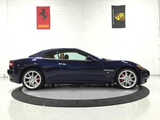 2013 Maserati GranTurismo 2dr Convertible - Pompano Beach FL