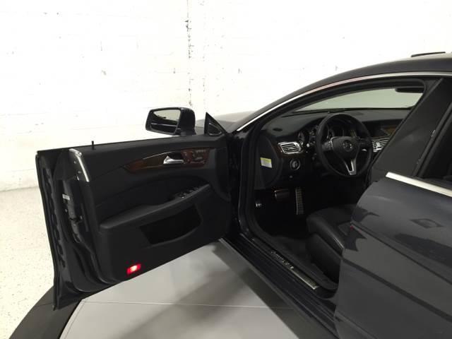 2013 Mercedes-Benz CLS CLS 550 4dr Sedan - Pompano Beach FL
