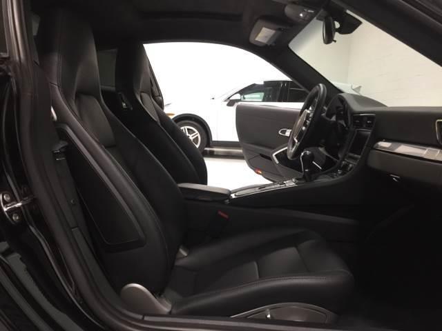 2014 Porsche 911 Carrera 2dr Coupe - Pompano Beach FL