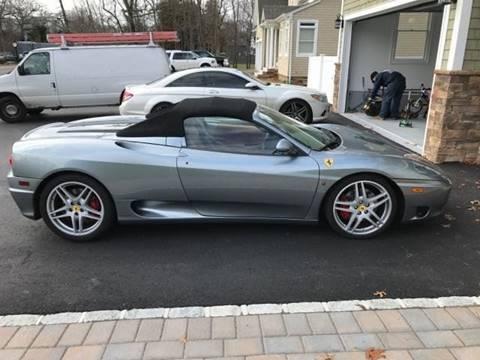 2005 Ferrari 360 Modena for sale in Denver, CO