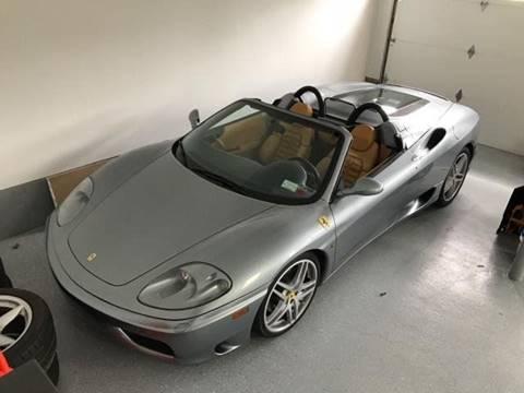 2005 Ferrari 360 Modena for sale in Greensboro, NC