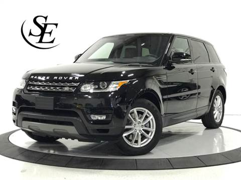 2016 Land Rover Range Rover Sport for sale in Pompano Beach, FL